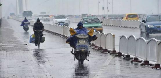 雨季又悄悄来了   你们的城市准备好了么?