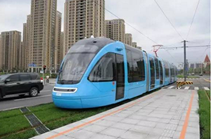城市新能源——轻型轨道交通及其排水沟