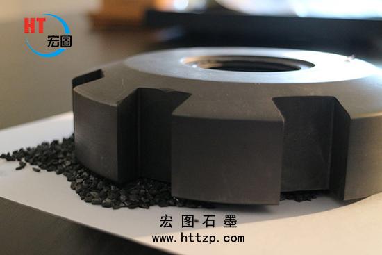 石墨转子工作原理 如何设计石墨转子规格以及具体应用