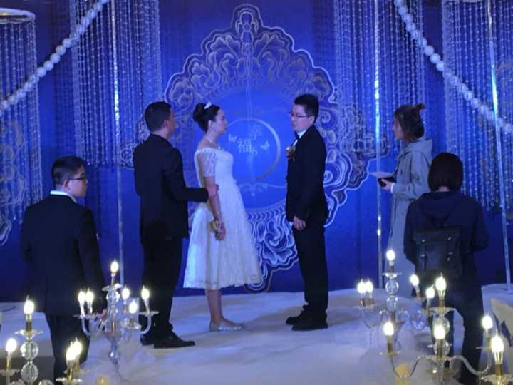 安徽激情唱响学院教你如何成为一个优秀婚礼主持人