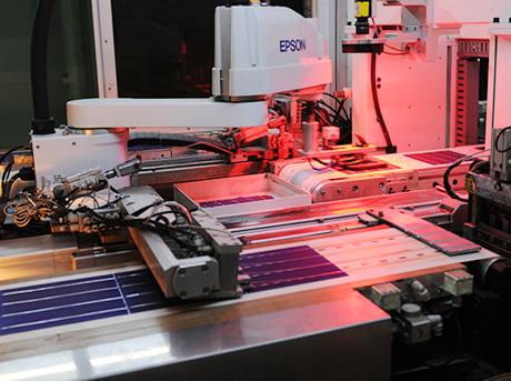 尖晶光伏发电之太阳能电池片工艺介绍