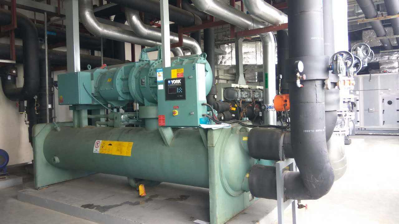 中央空调水处理及清洗方案(二)