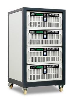 电池测试系统的容量测试方法