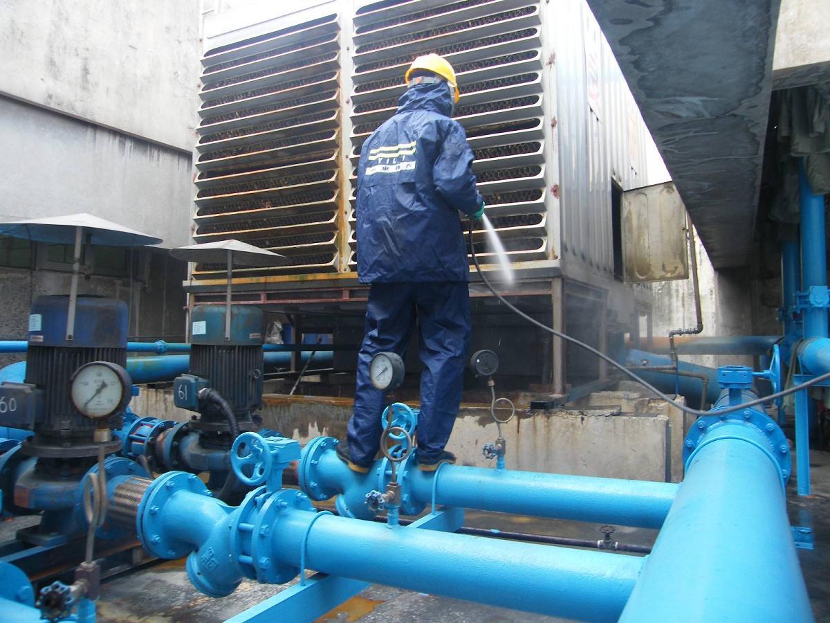 中央空调水处理全年工作方案