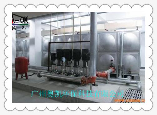 广州奥凯供水设备六代