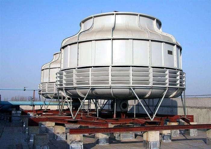 中央空调冷却塔为什么需要定期清洗?