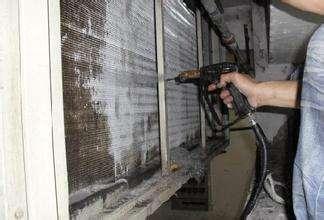 中央空调清洗与维修的关系
