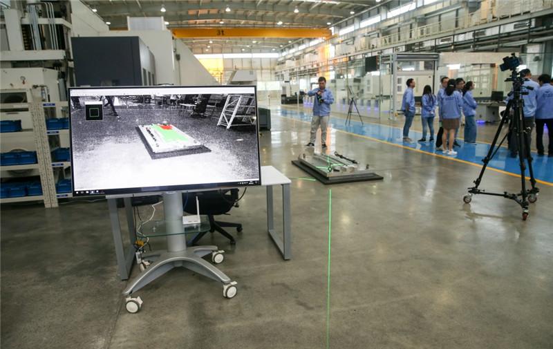 因凯3D测量设备助力中国商飞加速大飞机进程