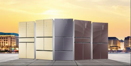 高调亮相,强势刷屏的海德堡系列冰箱到底有多火?