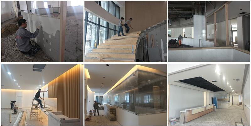 郑州辅仁堂中医馆装修设计工程,做老百姓家门口的中医馆