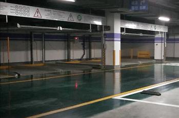 地下车库使用环氧地坪漆的优势