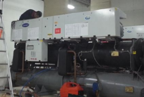 中央空调常见故障维修案例(一)