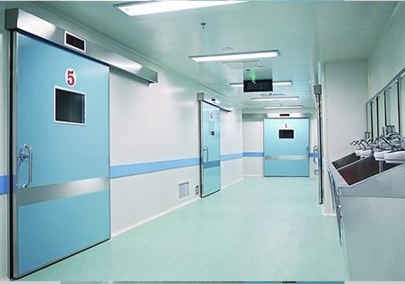 医用自动门应急问题如何解决?