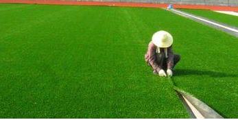 相对于自然草你知道人造草坪的优势吗