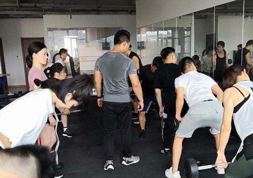 健身教练培训多少钱,哪家效果好