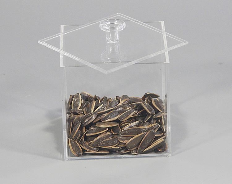 亚克力食品盒的款式