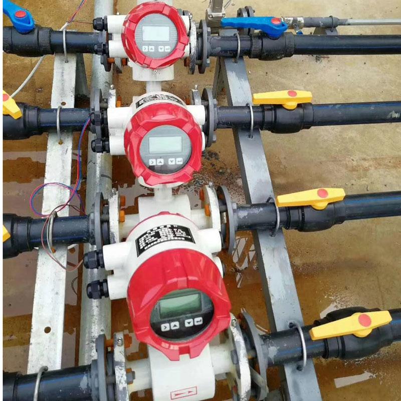 污水电磁流量计选型
