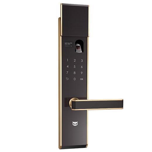 斑点猫物联网指纹锁X200 让你从门锁开始享受智能生活!