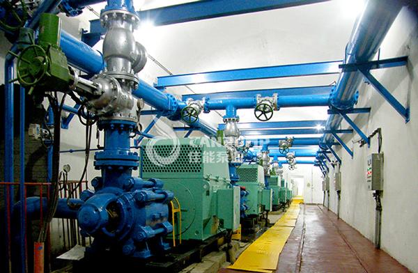  什麽是多级泵管道的流量?如何计算管道的流量?