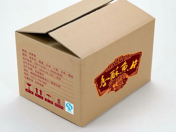 纸箱的历史演变进程