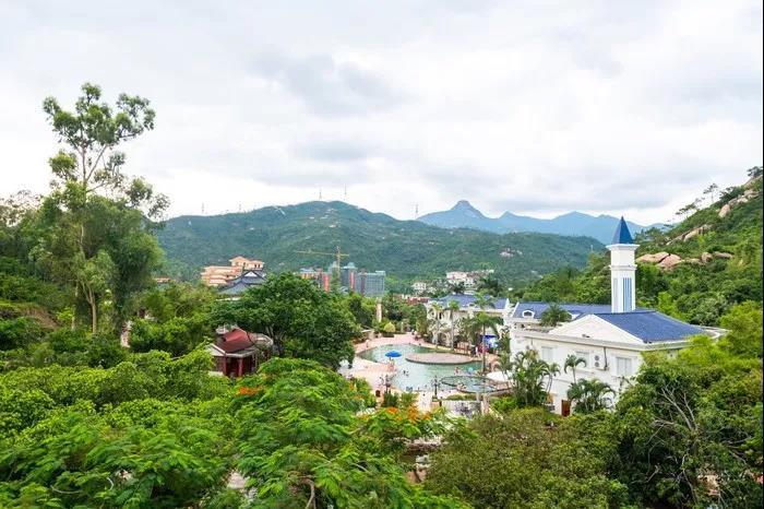 广东有哪些周边风景秀丽的温泉圣地,或体验很好的温泉度假村?