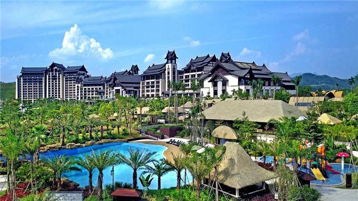 清远佛冈勤天熹乐谷温泉酒店怎么样?好玩吗?怎么去?