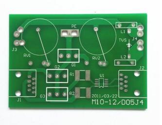 遥控车电路板制作特性(一)【汇合】