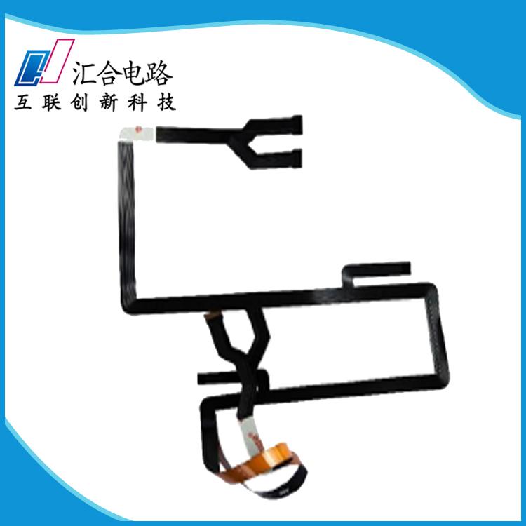无卤素通信pcb生产应用