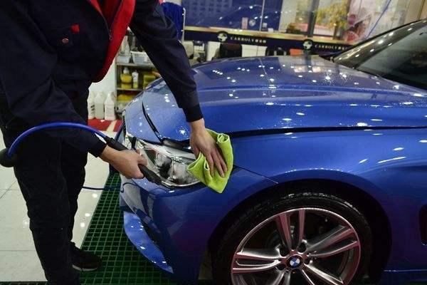 汽车养护用品有两种方法进行分类,你知道吗?