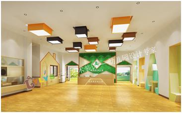 幼儿园设计公司介绍幼儿园室内设计色彩要体现哪几点