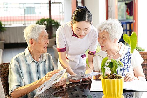 养老院项目可行性研究报告模板