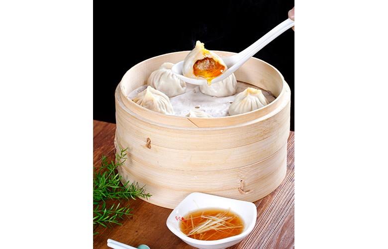 上海正规小吃培训学校-蟹黄汤包培训报名