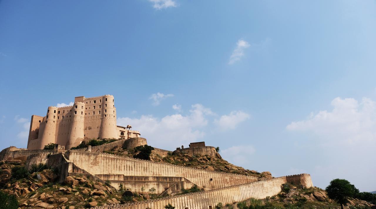 住在古代的战争堡垒里是一种怎样的体验?-牧心之旅