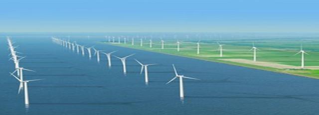 海上风电工程所需电气设备不再被国外企业垄断