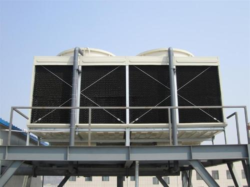 冷却塔处理方法——降噪