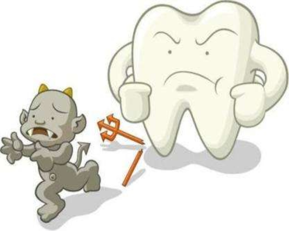 好医生牙膏告诉你口腔护理知识
