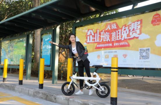 路特威,一款适合上下班骑的电动自行车