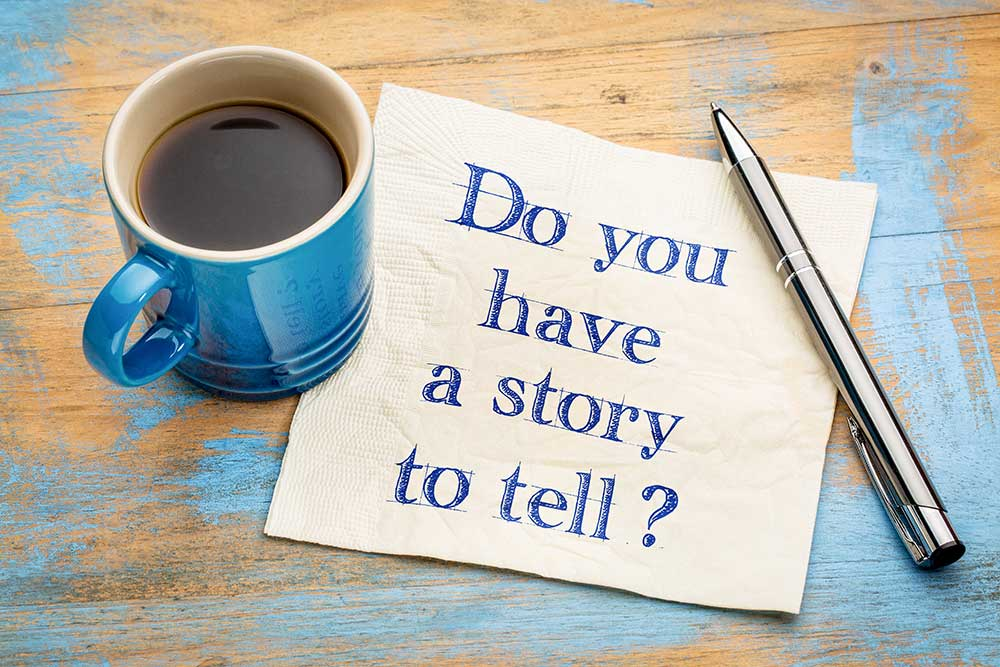 中小企业通过故事打品牌!