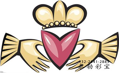 """""""为你比心""""的红宝石戒指——克拉达戒指"""
