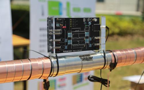 沃肯电脉冲阻垢系统是一款怎样的管道除垢设备