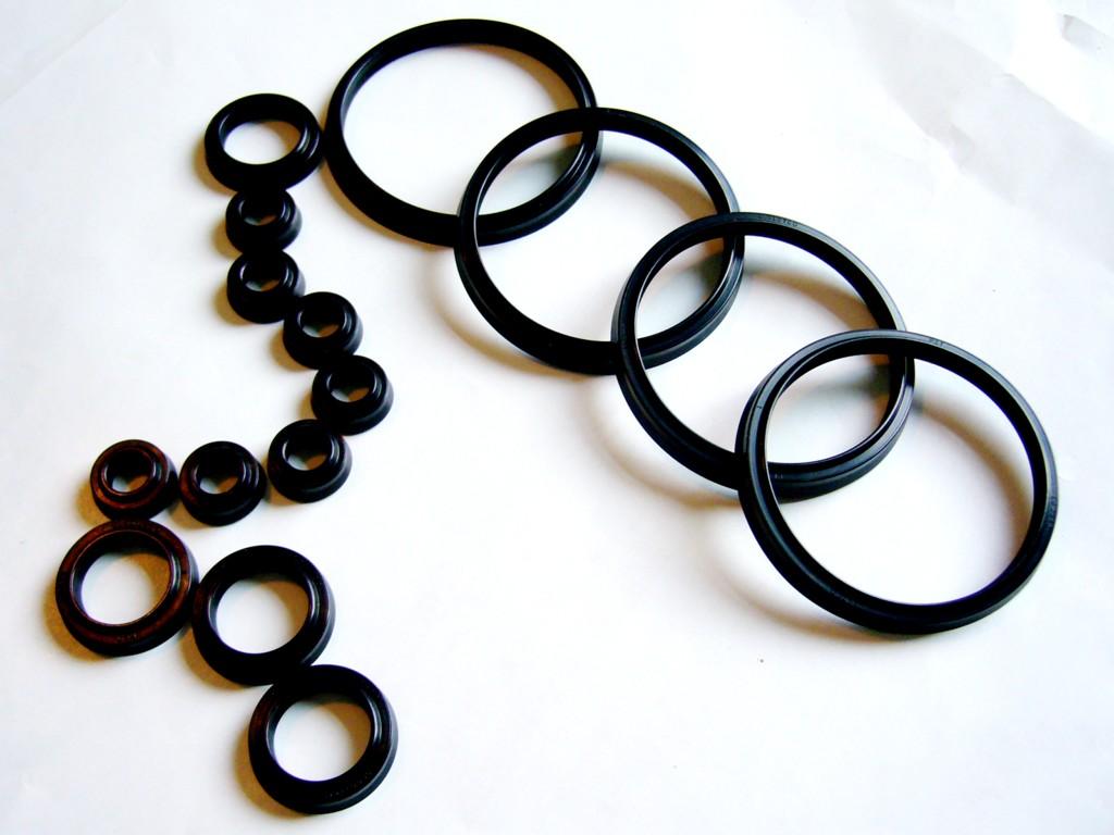 密封硅胶件的特性。