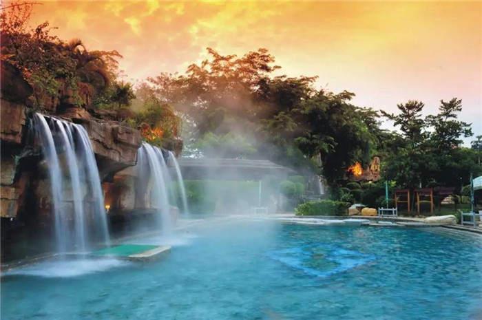 天凉了,江门这八处口碑不错的温泉度假村,看中哪个就去试一试啰