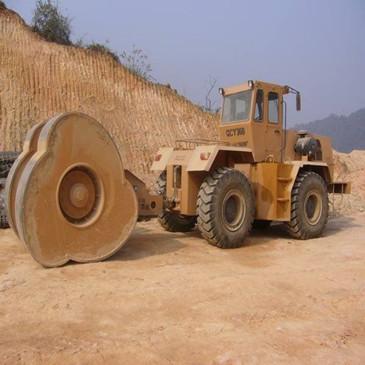 沖擊壓路機的廣泛運用
