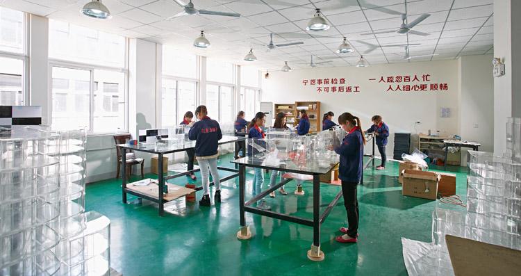 合肥有机玻璃加工厂家--安徽雅格立