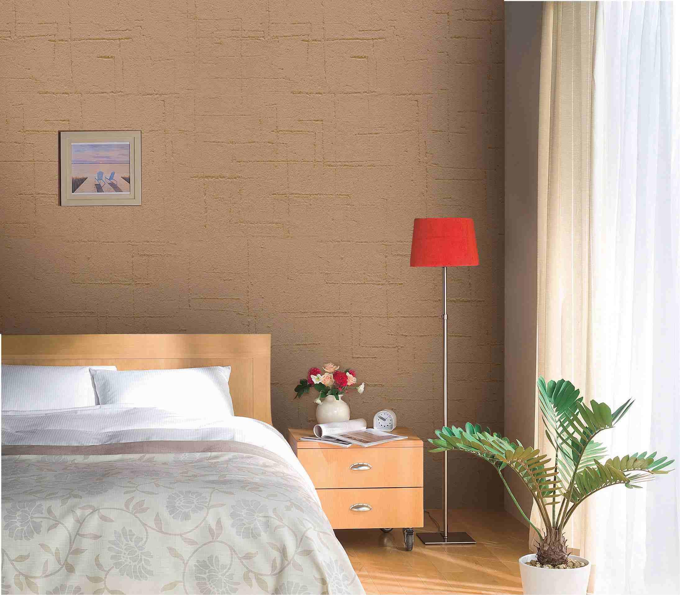 硅藻泥电视背景墙相对于传统墙面有哪些优势?
