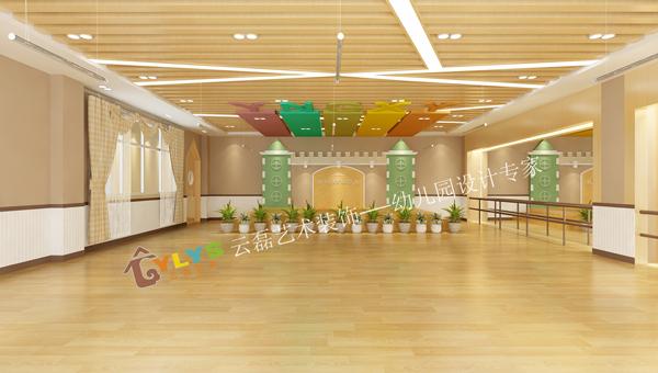 设计创造高端幼儿园教育空间