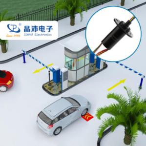 停车场道闸传感器导电滑环厂家