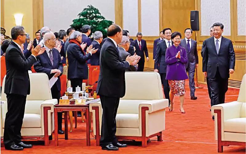 改革开放四十周年:香港仍具有特殊地位、特殊优势