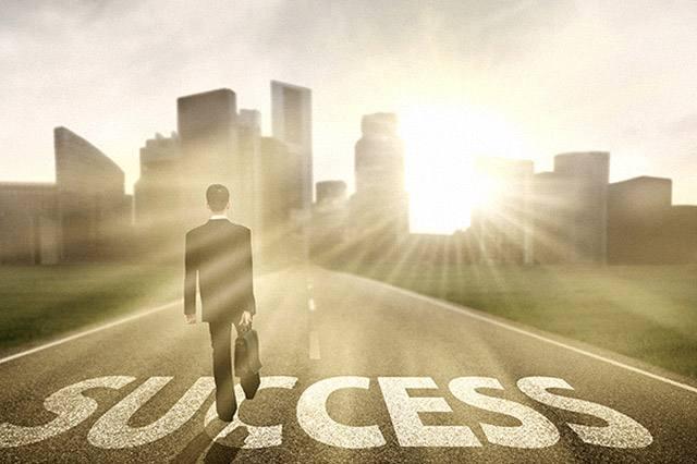 成功永远只属于那些抓住机遇的人