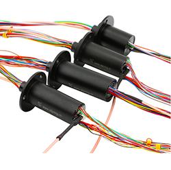 24路高频滑环与电集成滑环领跑高端旋转关节